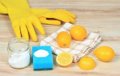 Utiliser le citron pour nettoyer la maison