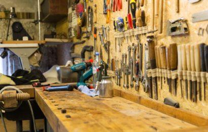 Comment bien aménager et ranger un atelier de bricolage ?