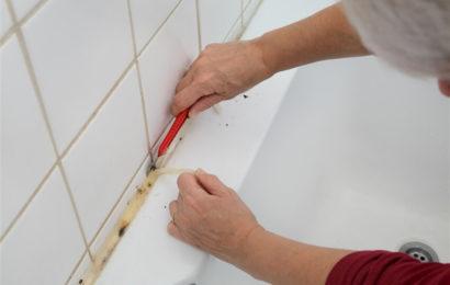 Enlever du silicone : 4 astuces pour le retirer