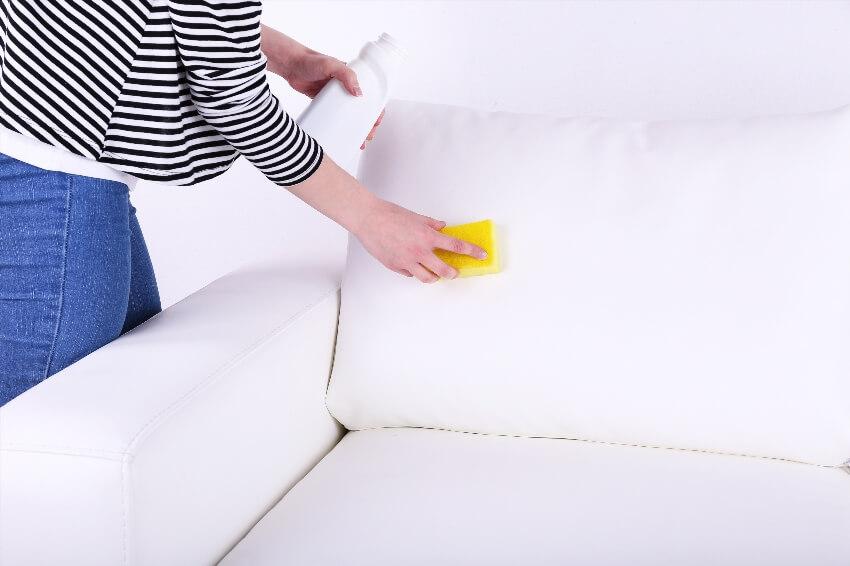 canape-tissu-nettoyage
