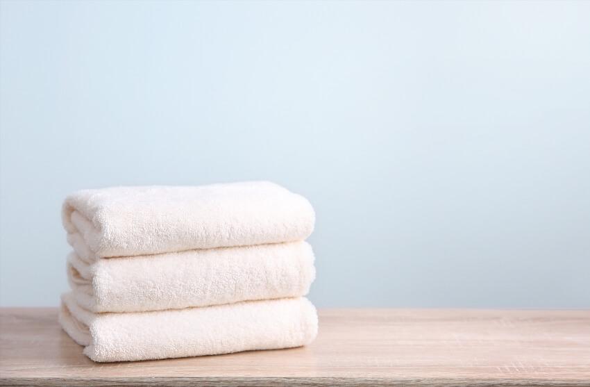 serviettes-blanches