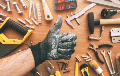 Les outils indispensables du parfait bricoleur