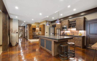 Zoom sur l'éclairage de cuisine
