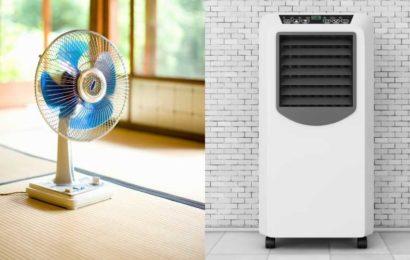 Ventilateur ou rafraîchisseur d'air: quelle différence et que choisir?